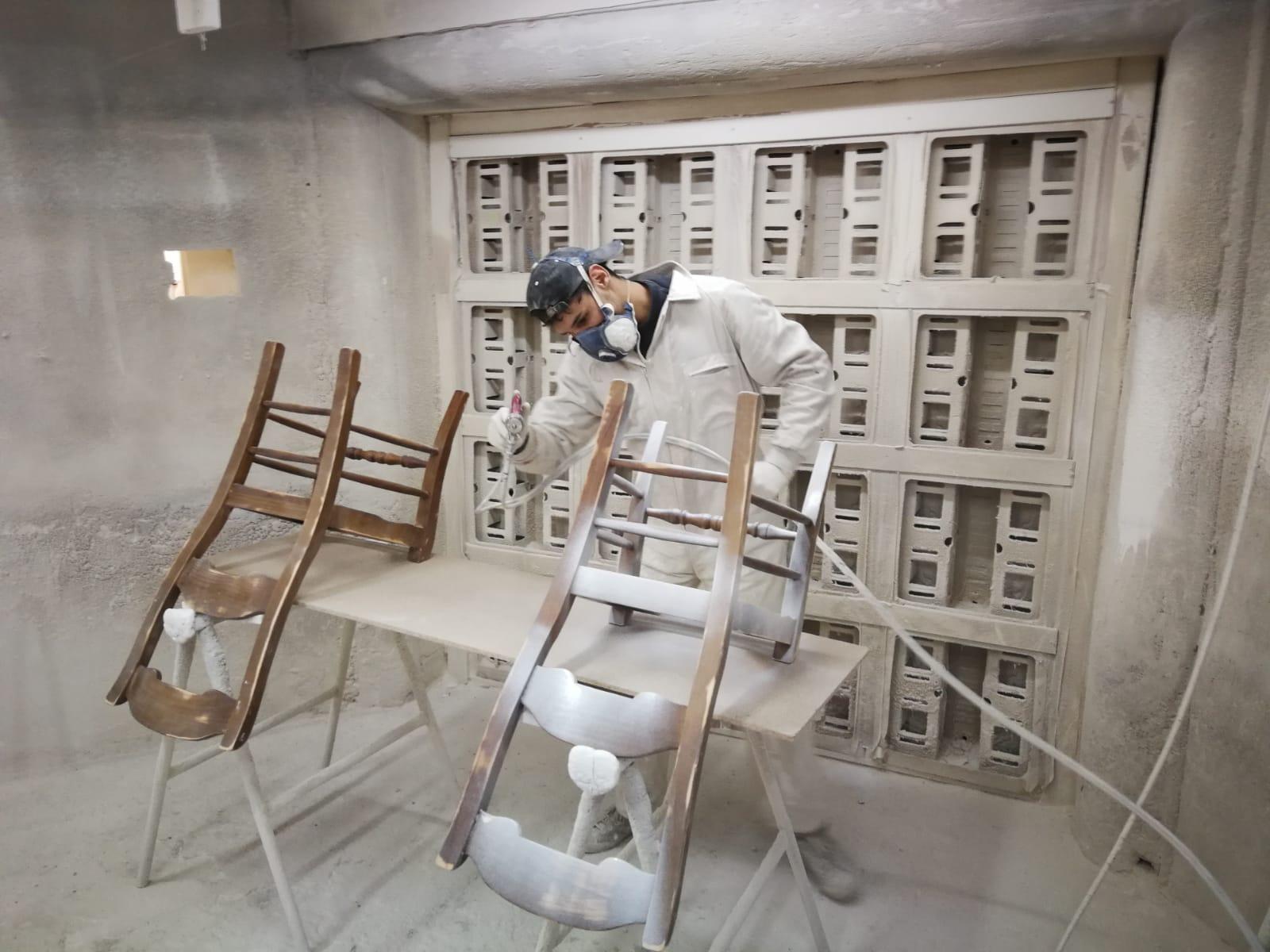 ¿Cómo Dar Una Nueva Imagen A Mis Muebles De Manera Económica?